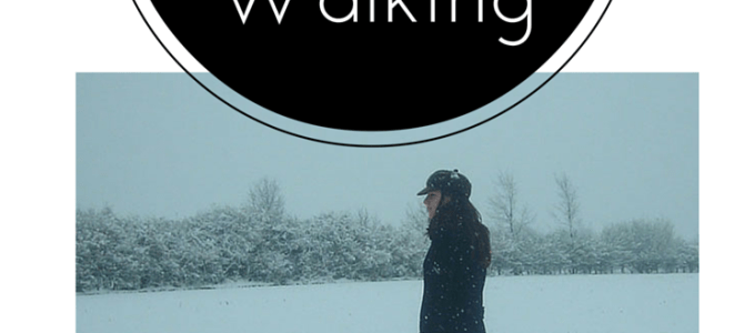 Tips for getting steps in the Winter!