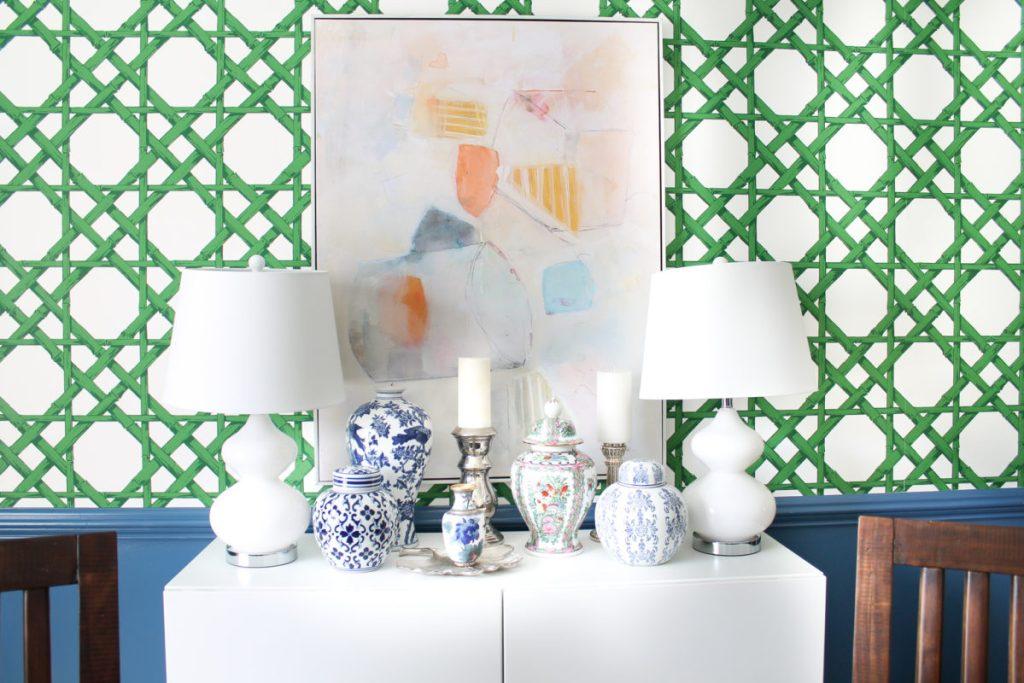 Modern Dining Room Interior Designer in Williamsburg, VA