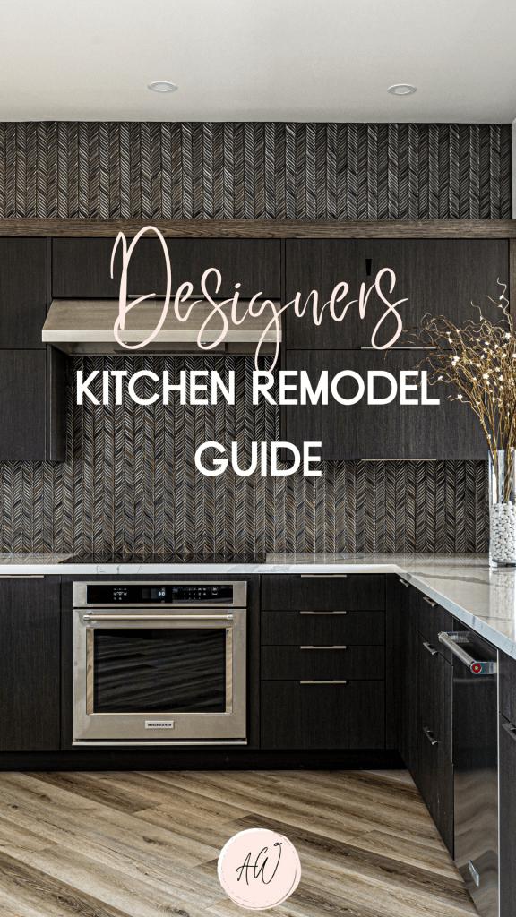 Ultimate Kitchen Remodel Guide - Kitchen design mood board, April Waltrip Interiors - Williamsburg, VA