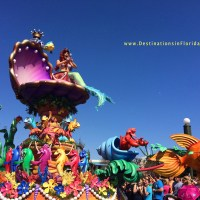 The Best Parade Viewing Spots at the Magic Kingdom