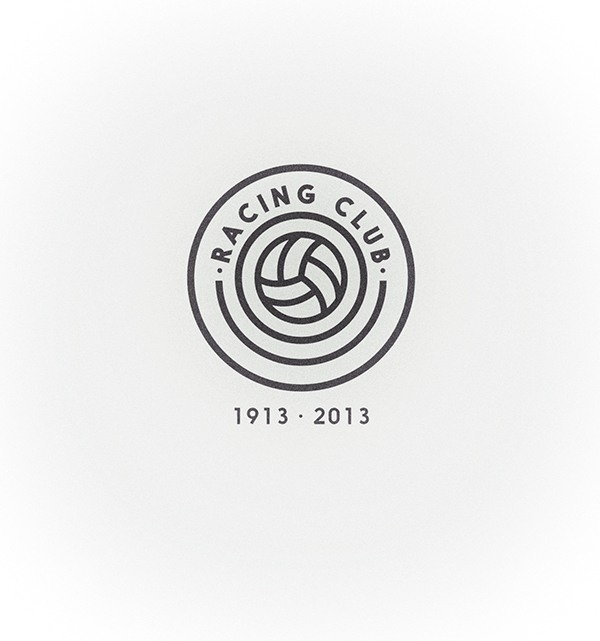 Racing club Logo Blank
