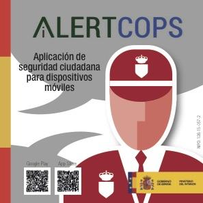 ALERTCOPS: Aplicación de seguridad ciudadana para dispositivos móviles