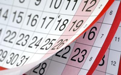 Calendario de domingos y festivos en que los comercios podrán permanecer abiertos al público durante el año 2019 en toda la Comunidad Autónoma