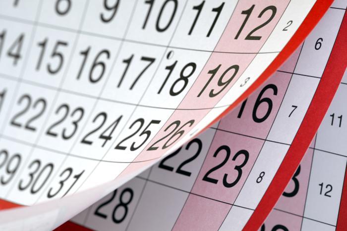 Calendario Laboral 2020 Sevilla.Calendario Laboral 2019 Todos Los Dias Festivos De Tu Comunidad