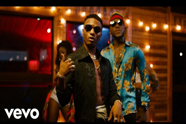 Download Video Nowo by DJ Spinall & Wizkid