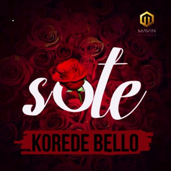 Download Sote by Korede Bello.mp3