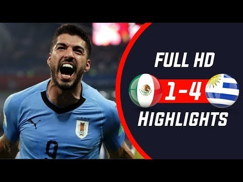Download Mexico vs Uruguay 1-4 – Highlights Mp4 Video