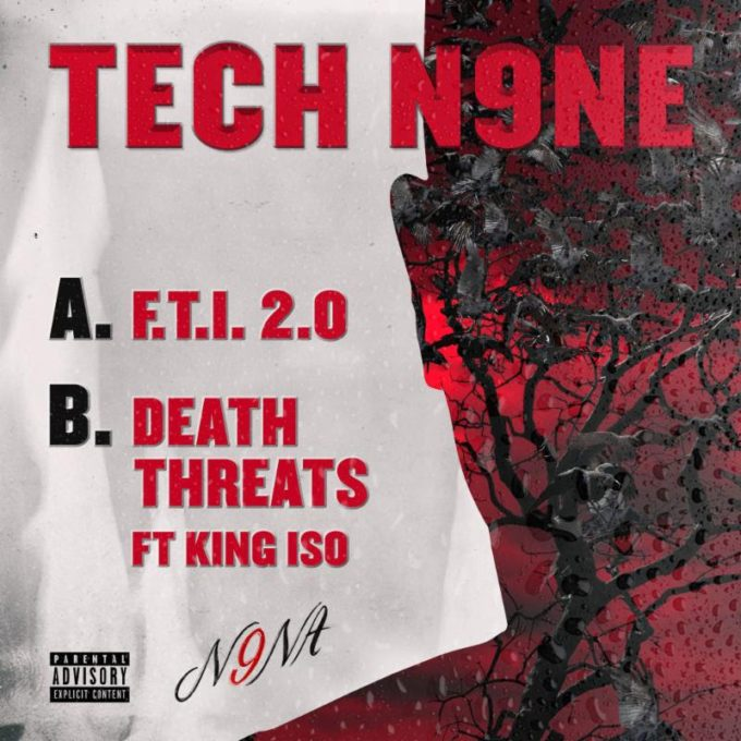 Tech N9ne – Death Threats Ft. King Iso