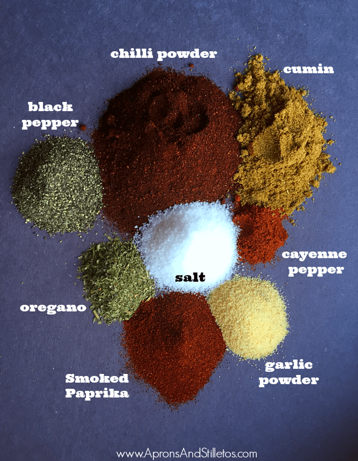 How to Make Taco Seasoning
