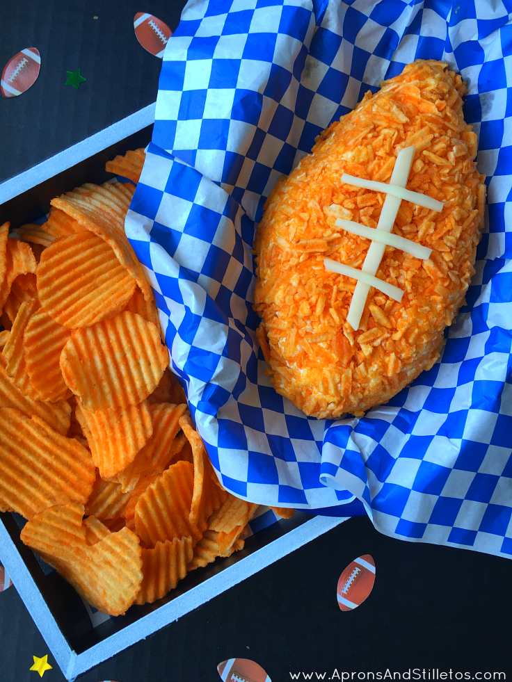 Sour Cream and Cheddar Cheese Dip Tailgate Recipe
