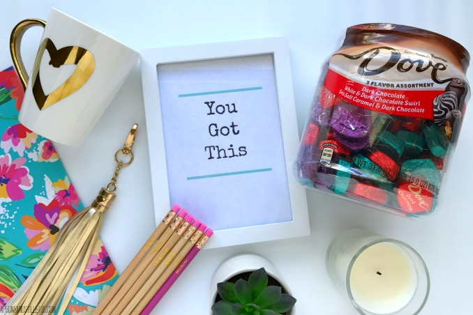 "DIY ""You Got This"" College Survival Kit"