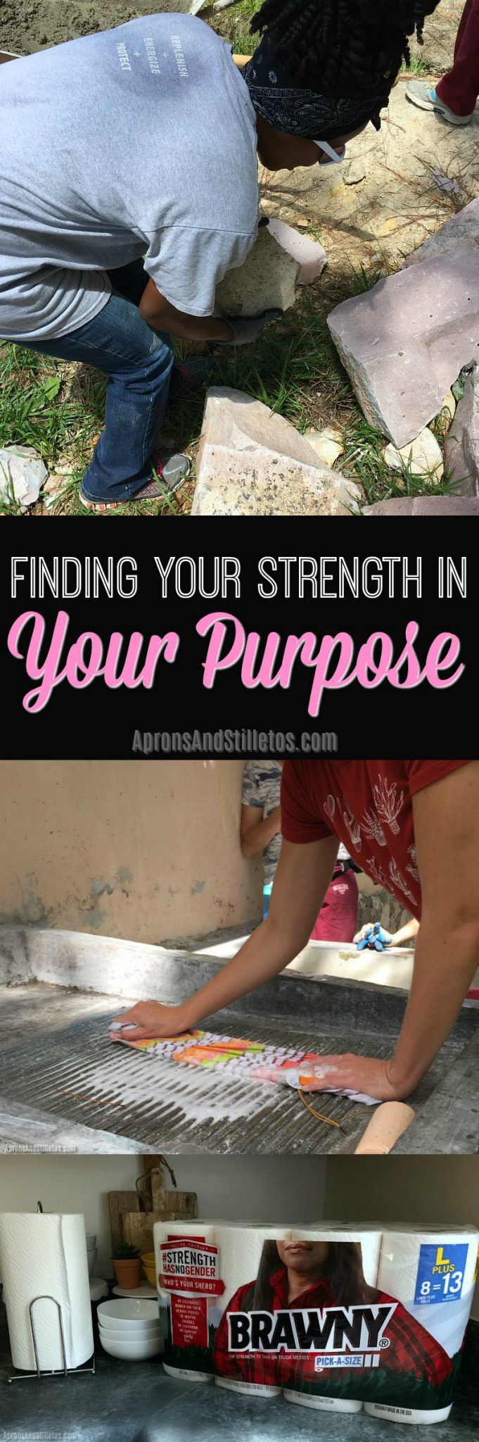 Finding Your Strength in your Purpose