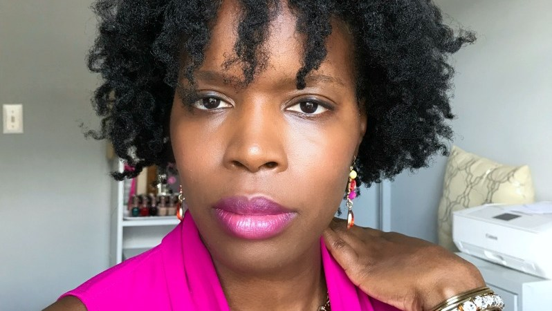 The Perfect Springy Twist Out on 4C Hair