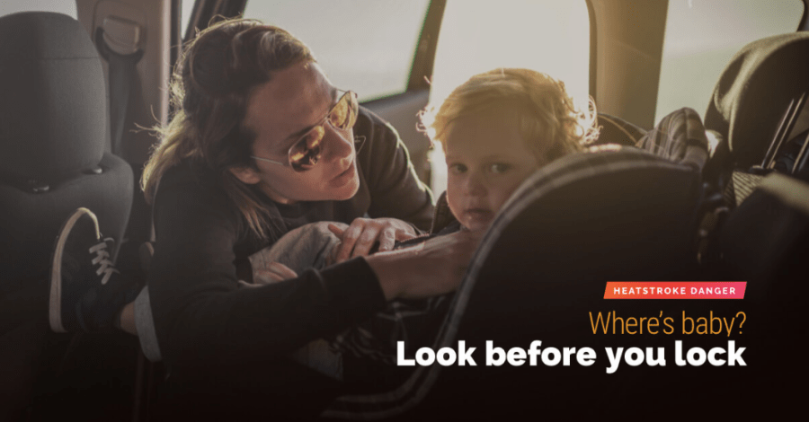 Summer Car Safety Tips for Tired Moms