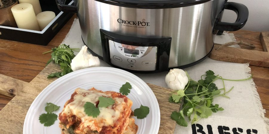 Crockpot Lasagna Recipe