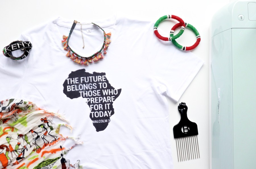 Black History Month Tee