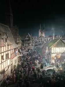 Ausschnitt aus dem 360Grad-Panorama von Wittenberg