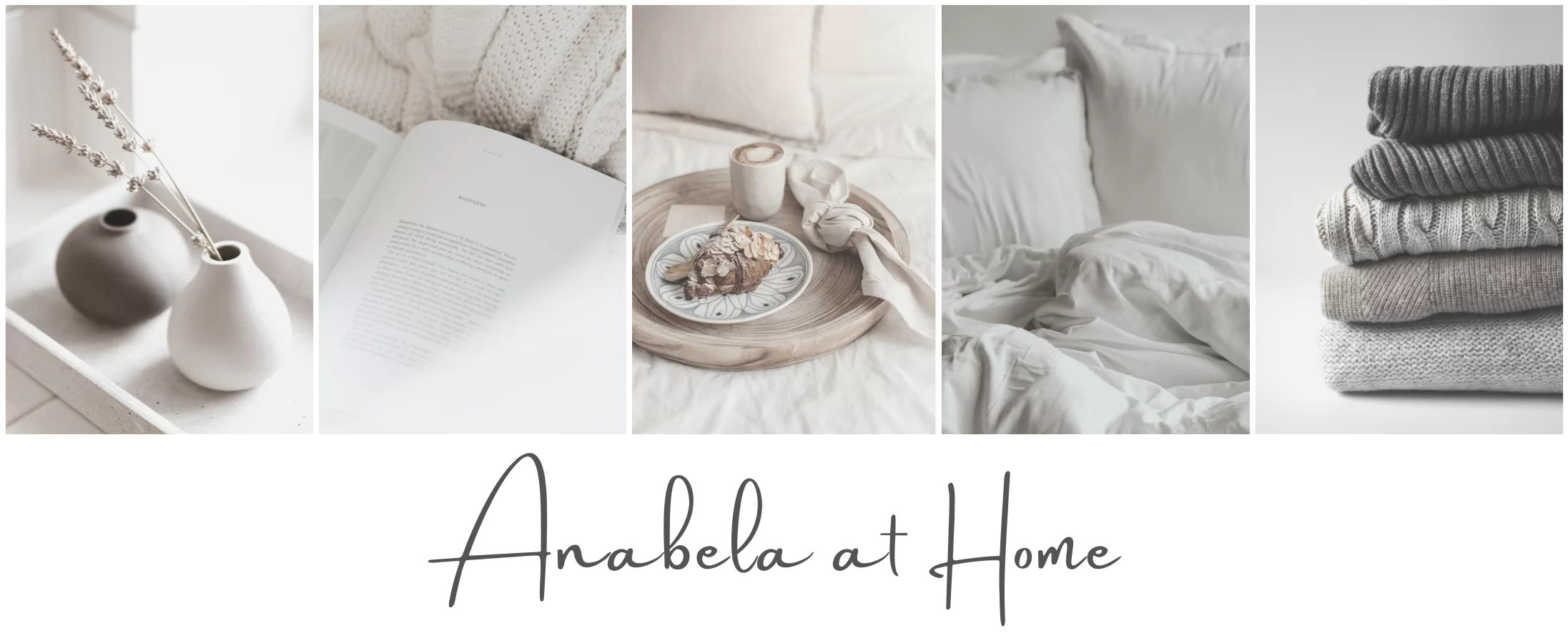 Anabela at Home