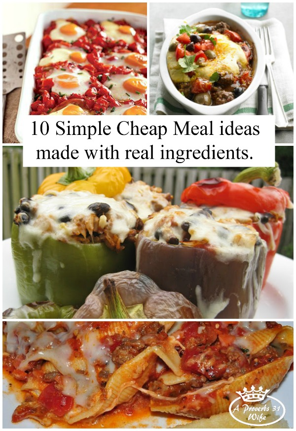 Great Cheap Meals Cook