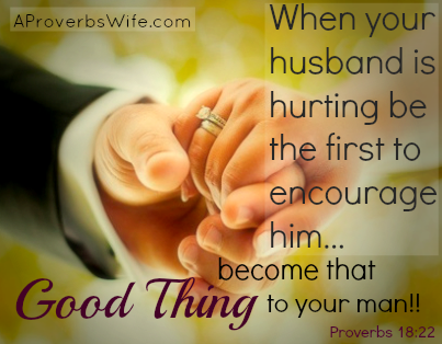 "Becoming Our Husband's ""Good Thing"""
