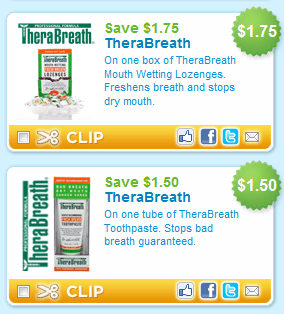 photo relating to Therabreath Coupons Printable identified as Contemporary* TheraBreath Printable Coupon codes A Proverbs Spouse