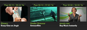 New Jingit Ads: Under Armour and more!! — Boost Your Account Earnings (EXPIRED)