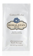 FREE Himalayan Blue Hand Therapy Sample   in-store or online w/ purchase. (No minimum)