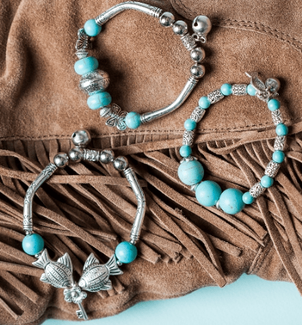 FREE Indian Summer Charm Bracelet ($69 value) + $4.99 Shipping