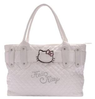 Hello Kitty Shoulder Tote only $17.75 + FREE Shipping | Christmas Gift List