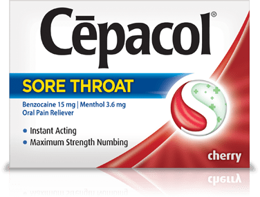 FREE Cepacol Throat Lozenges, 16ct