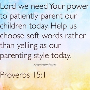 Prayer for Patient Mothering