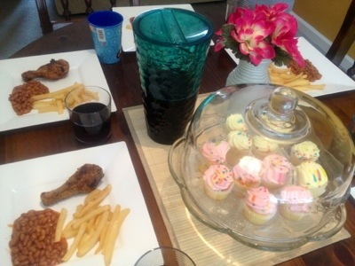 How to Host a Frugal Kids Dinner Party
