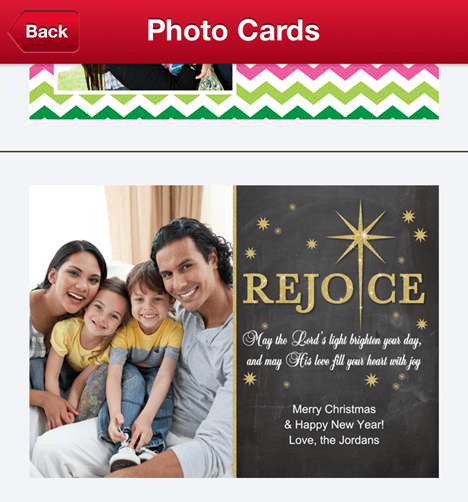 Walgreen's Photo App  #shop 004