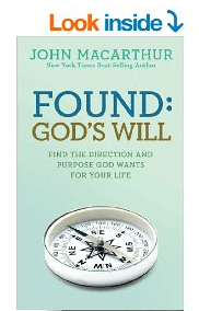 FREE Christian eBook: Found God's Will by John Macarthur