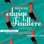 logo théâtre edwige feuillère