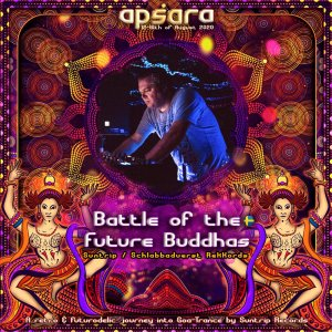 Artist announcement: Battle Of The Future Buddhas !