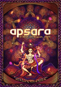 New Apsara 2020 visual and Facebook event !!!