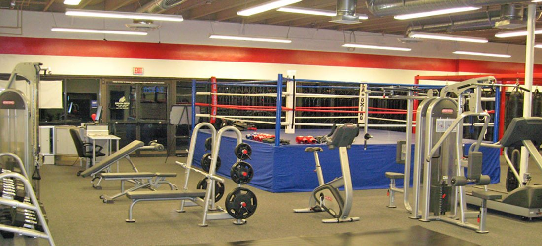 Design Build and Commercial Remodel | LA Boxing Lake Forest