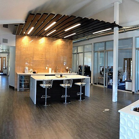Olmsted CPA – Creative Office Space Design-Build Remodel