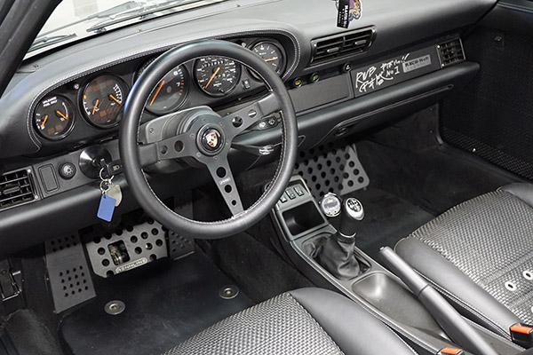 rwb interior