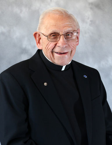Horanzy Rev. Joseph M. 1959 - Staff