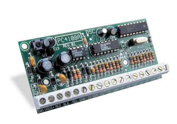 DSC MAXSYS zonų išplėtimo modulis PC4108