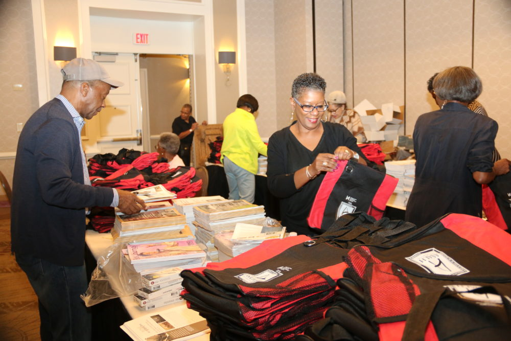ASALH 2016 - Bag Stuffing