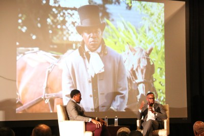 Conversation with Jeff Johnson of BET about the new ROOTS Movie