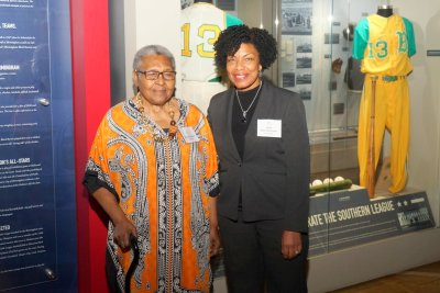 2018 honorees Jeanette Scissum & Shelia Nash-Stevenson - Hidden Figures Then & Now