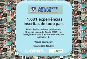 Desafiada pela pandemia, a APS comprova sua capacidade de responder a emergências em todas as regiões do País