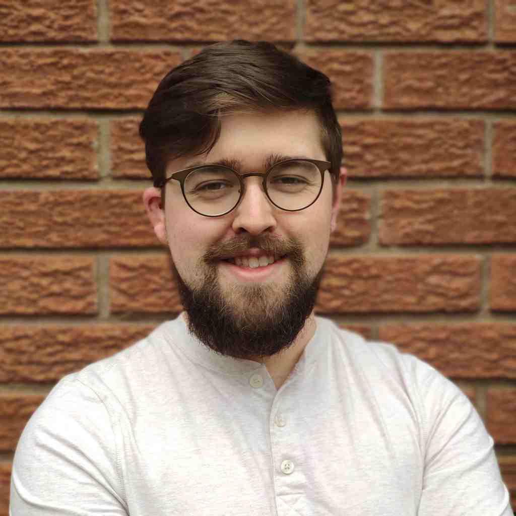 The arbitrator: Adam Strombergsson-DeNora