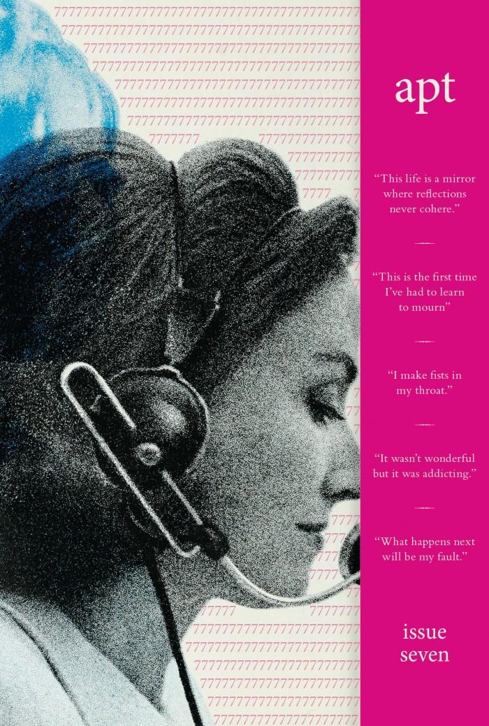Volume Two, Issue Seven « apt – a literary magazine