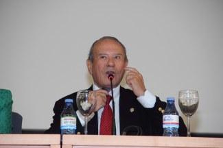 D. Antonio Serrano, Decano del COPITIMA.