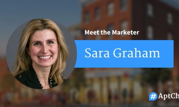 Meet The Marketer: Sara Graham